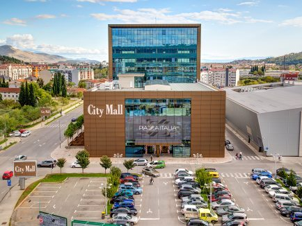 City Mall, Podgorica_0 - Knauf