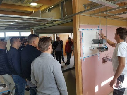 Održani stručni seminari i edukacije u tvornici u Kninu