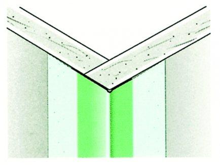 Knauf zaštitni kutni profil DALLAS 90°_0 - Knauf