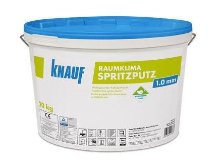Raumklima Spritzputz _0 - Knauf