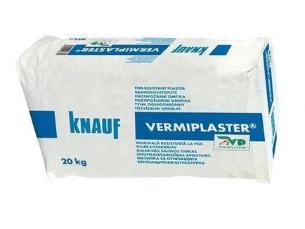 Vermiplaster _0 - Knauf