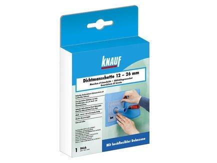 Manžeta za brtvljenje cijevi_0 - Knauf