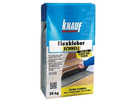 Flexkleber schnell_0 - Knauf