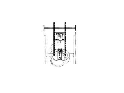 Pribor za nosač urinala IL_0 - Knauf