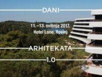 Održani Dani arhitekata 1.0