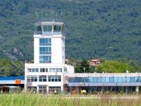 Toranj za kontrolu leta, Tivat