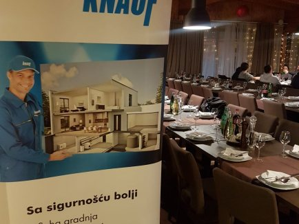 Tradicionalno božićno druženje Knauf & izvođači Zagreba i okolice_0 - Knauf