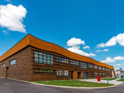 Institut za drvo, Virovitica_0 - Knauf