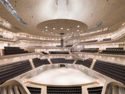 Elbphilharmonie: spektakularan prostorni i akustični doživljaj_0 - Knauf