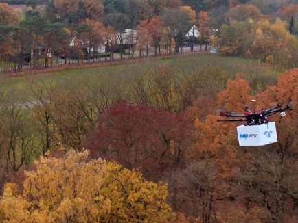 Knauf predstavlja transportni dron!_0 - Knauf