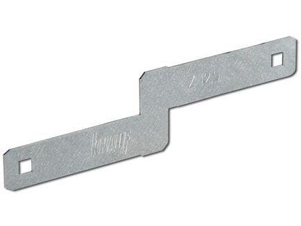 Z adapter 12,5 mm za CD profil 60/27_0 - Knauf