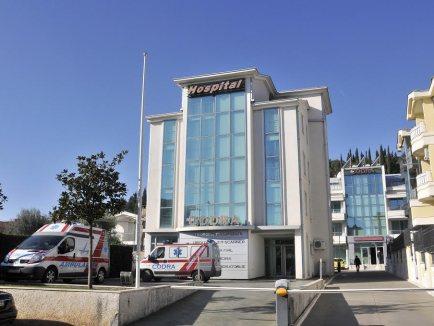 Specijalna bolnica CODRA, Podgorica_0 - Knauf