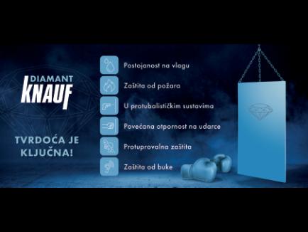 DIAMANT PLOČA JE PRVOKLASNI STANDARD SUHE GRADNJE! _0 - Knauf