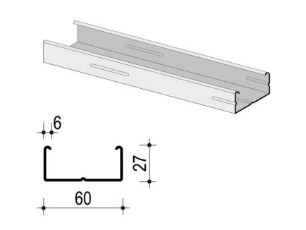 Knauf profili CD_0 - Knauf