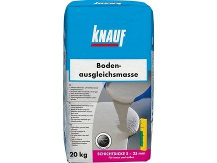 Bodenausgleichsmasse _0 - Knauf