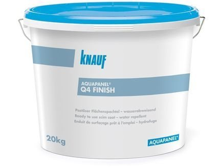 Aquapanel Q4 Finish_0 - Knauf