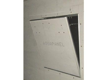 Aquapanel revizijska vrata za vlažne prostorije_0 - Knauf
