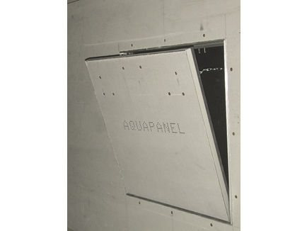 Aquapanel revizijska vrata TOP (vodoodbojna)_0 - Knauf