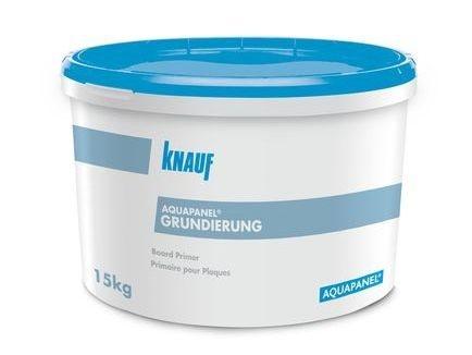 Aquapanel Grundierung aussen_0 - Knauf