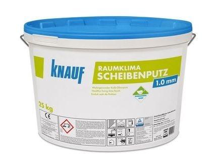 Raumklima Scheibenputz _0 - Knauf
