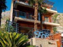Dizajn hotel Forza Mare, Kotor