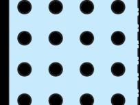 Cleaneo 12,5 mm Nejednolika perforacija plus R