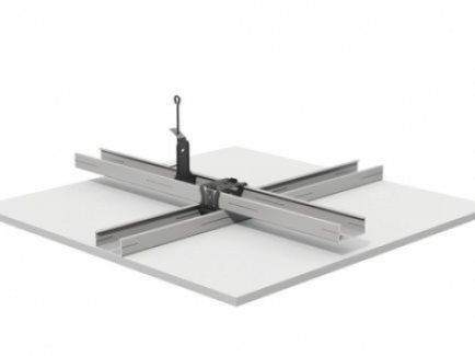 D127.hr Knauf Cleaneo Akustik dizajn spušteni strop