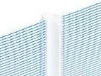 Dilatacijski profil V oblik 125/125 mm