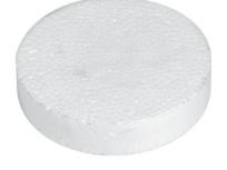 Ejotherm STR-Rondela EPS, bijela