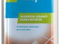 Marmor- und Granit-Farbvertiefer