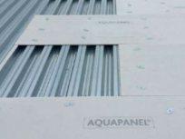 AQUAPANEL cementna ploča Rooftop