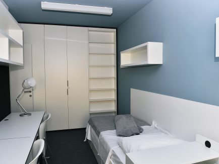 Studentski dom, Rijeka_2 - Knauf