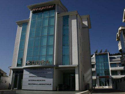 Specijalna bolnica CODRA, Podgorica_1 - Knauf