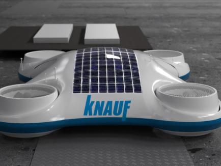 Knauf predstavlja transportni dron!_1 - Knauf
