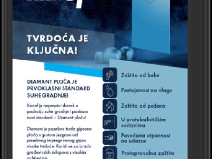 DIAMANT PLOČA JE PRVOKLASNI STANDARD SUHE GRADNJE! _1 - Knauf