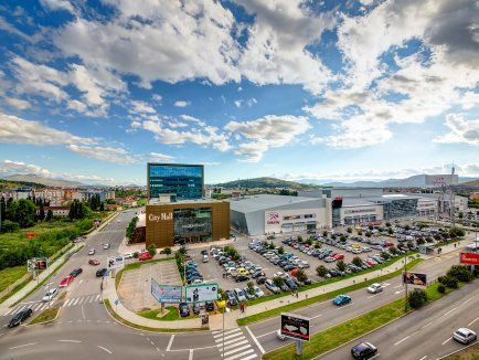 City Mall, Podgorica_4 - Knauf