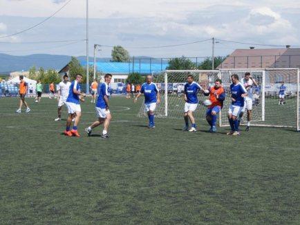 Knauf na AHK nogometnom turniru_1 - Knauf