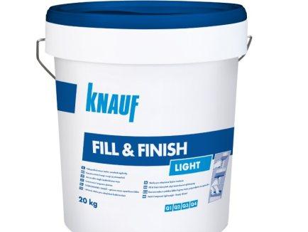 FILL & FINISH - materijal za ispunjavanje spojeva i zaglađivanje površina_1 - Knauf
