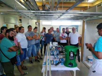 Gostovanje izvođača iz Mađarske u Knauf tvornici Knin_2 - Knauf