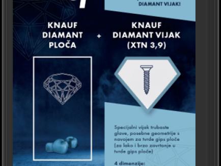 DIAMANT PLOČA JE PRVOKLASNI STANDARD SUHE GRADNJE! _2 - Knauf
