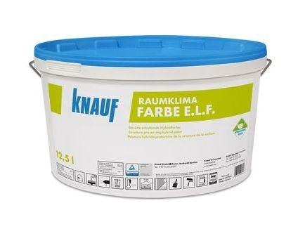 Raumklima Farbe E.L.F. _1 - Knauf
