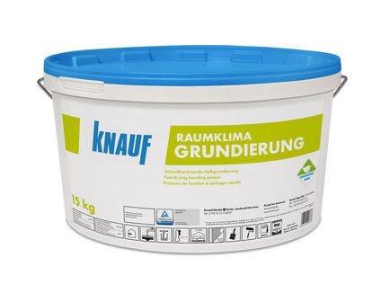 Raumklima Grundierung _1 - Knauf