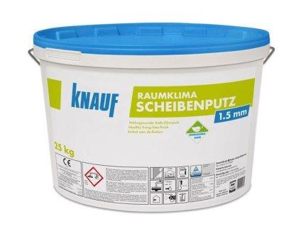 Raumklima Scheibenputz _1 - Knauf