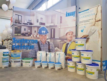 Prezentacija proizvoda iz asortimana Perfect Surfaces u Osijeku_1 - Knauf