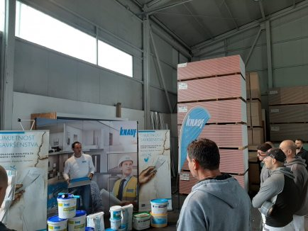 Prezentacija proizvoda iz asortimana Perfect Surfaces u Zadru_2 - Knauf