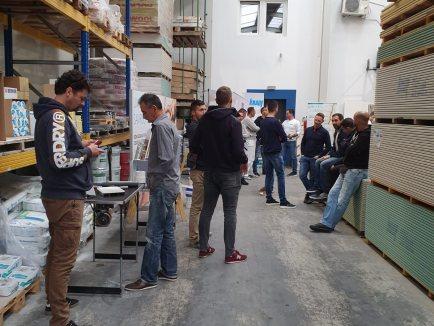 Prezentacija proizvoda iz asortimana Perfect Surfaces u Kaštel Sućurcu_5 - Knauf