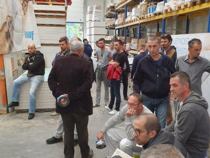 Prezentacija proizvoda iz asortimana Perfect Surfaces u Kaštel Sućurcu_6 - Knauf