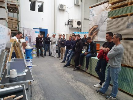 Prezentacija proizvoda iz asortimana Perfect Surfaces u Kaštel Sućurcu_10 - Knauf