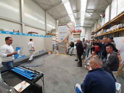 Prezentacija proizvoda iz asortimana Perfect Surfaces u Kaštel Sućurcu_11 - Knauf