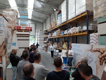 Prezentacija proizvoda iz asortimana Perfect Surfaces u Kaštel Sućurcu_12 - Knauf